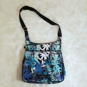 Vera Bradley Canvas Coated Crossbody Bag